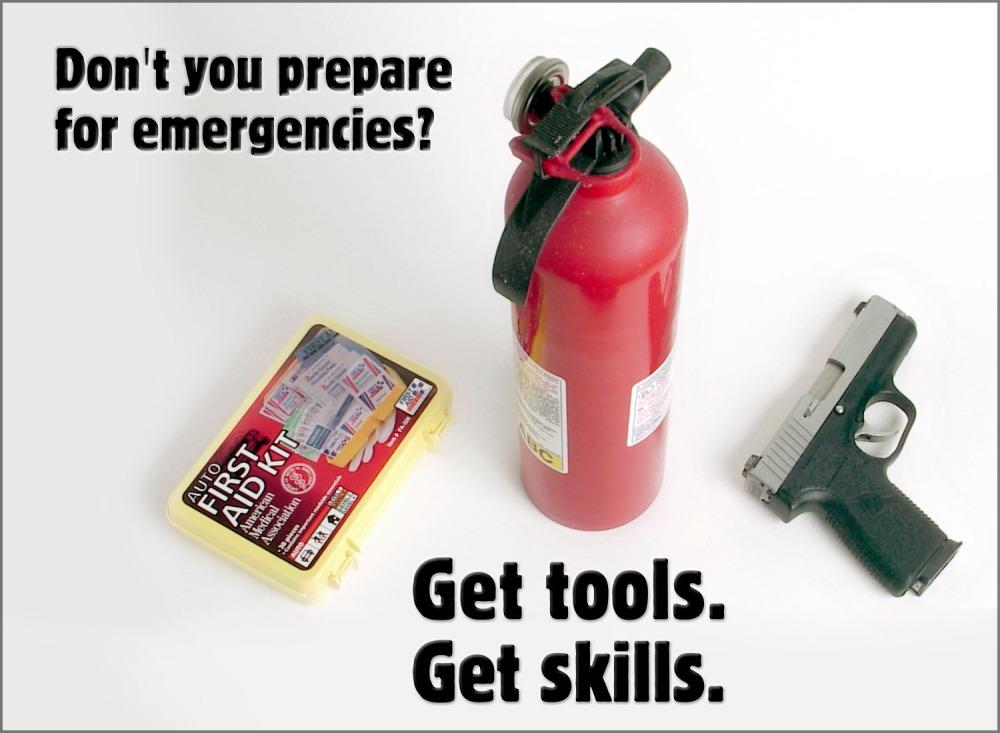 ¿Sabes que hacer en caso de emergencias y desastres? (3/3)