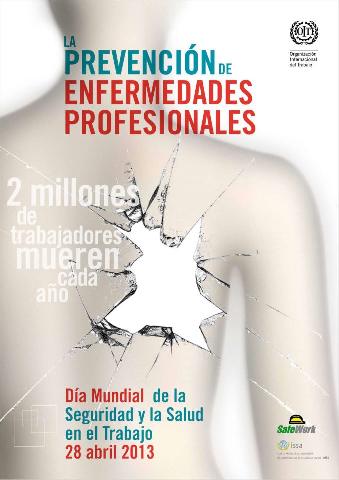 dia internacional seguridad salud laboral: